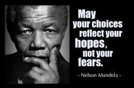Pinterest - Nelson Mandela