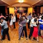 compétence du danseur de tango