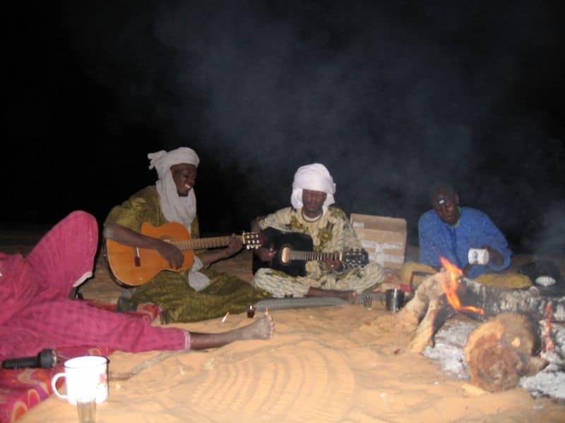 Deux musiciens de renom