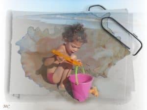 Rentrée 2017 : Dans mon cartable, trois petits grains de sable