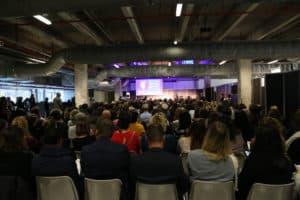salon du management 2018 - une plénière