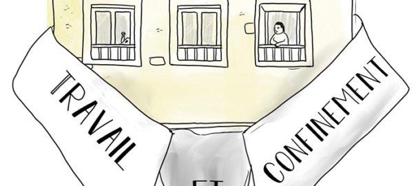 Travail et confinement
